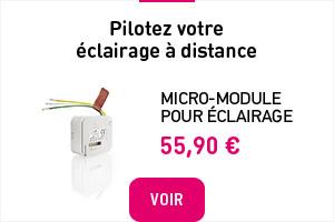 Micro module pour éclairage