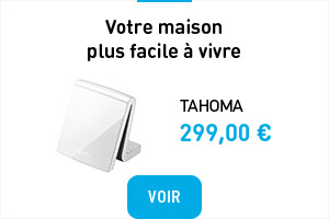 Box domotique TaHoma V2