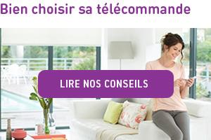 Aide au choix télécommande