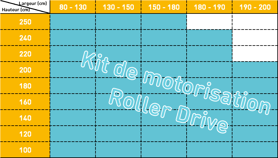 guide achat moteur rollerdrive