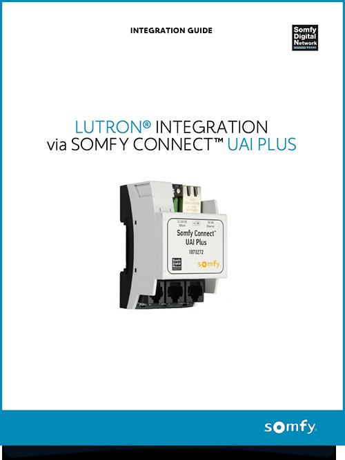 lutron integration guide