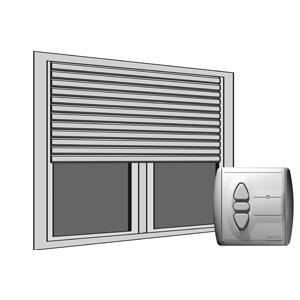 Kit De Modernisation Somfy Volet Roulant Coffre Tunnel Et Menuis F
