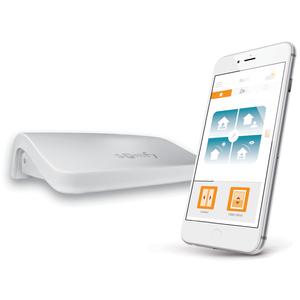 Somfy Connexoon RTS smarthus app styring av utvendig og innvendig solskjerming