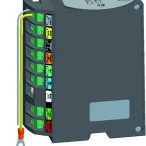 BOITIER ELECTRIQUE RTS - A220B